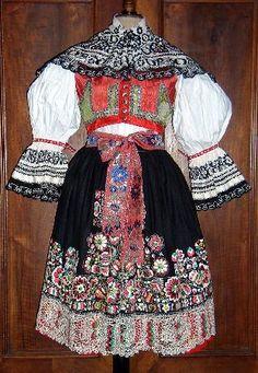 Kyjov folk costume