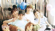 Jaehyun, Taeyong, Taeil, & Mark