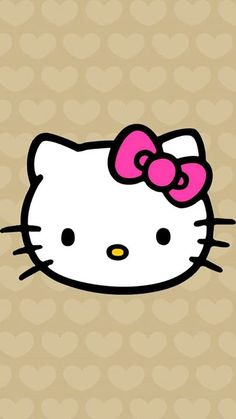 iPhone Wallpaper - Valentine's Day tjn Hello Kitty Art, Hello Kitty Coloring, Hello Kitty Pictures, Hello Kitty Items, Hello Kitty Backgrounds, Hello Kitty Wallpaper, Pink Wallpaper, Iphone Wallpaper, Colorful Wallpaper