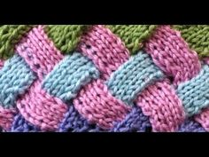 Entrelac Tutorial Part One