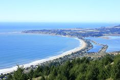 Stinson Beach in Marin