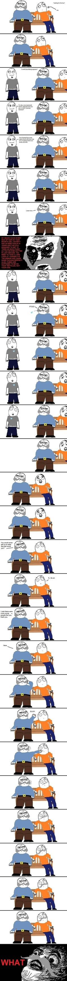 Here ! Funny Images, Funny Photos, Best Funny Pictures, Random Pictures, Rage Comics, Funny Comics, Derp Comics, Rage Faces, One Does Not Simply