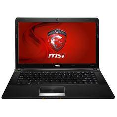 """MSI GE40 i7-4702MQ 2.2GHz 16GB 128GB mSATA + 750GB 7200rpm HDD NVIDIA 760M 2GB W8 HD+ 14"""" Gaming Laptop"""