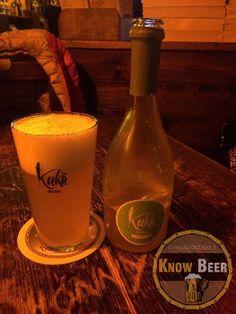 Birra I.P.A. del birrificio marchigiano Kukà