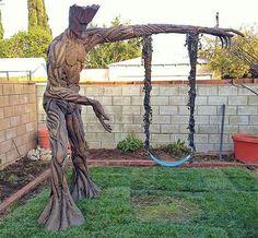 Personal tree spirit