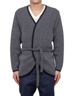 Circus Cardigan by Camo ~ Old Man Fancy.