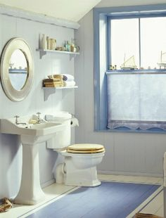 Nautical Bathroom On Pinterest Nautical Bathrooms White Bathrooms And Sweets