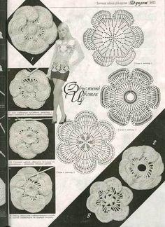 DIY-Magazine - Duplet No. 83 Russian crochet patterns magazine - ein Designerstück von Duplet bei DaWanda