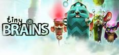 Tiny Brains on Steam Pc Games, Video Games, Brain, Christmas Ornaments, Holiday Decor, Free, Ps4, Consoles, Link