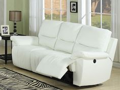 i chose this because it can work in a living room and it can be really comfortable while looking stylish