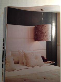 Lampenkap Duran Lighting and Interiors Paris Design, Luxury Living, Modern Design, Wall Lights, Bedroom, Lighting, Projects, Home Decor, Interiors