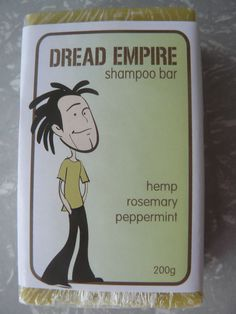 The cleaner your hair the better it will dread. After thoroughly wetting your hair, carefully massage shampoo into your dreadlocks and scalp. Rinse thoroughly and squeeze the water out of your dreadlocks. Dove Men, Hippie Love, Shampoo Bar, You Are Beautiful, Peppermint, Natural Hair Styles, Health And Beauty, Hair Care, Empire