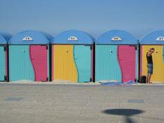 cabines de plage, Malo les Bains