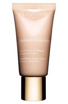 clarins instant concealer | the glossarie: a pretty little beauty blog