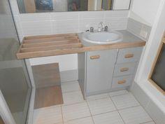 Vanity with mirror above Sink, Shower, Brisbane, Bing Images, Bliss, Bathrooms, Vanity, Mirror, Home Decor