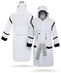 Star Wars Stormtrooper Bathrobe
