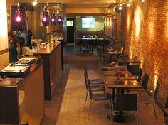 Restaurant Café Brix Amsterdam