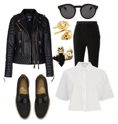 """""""Untitled #96"""" by cherea on Polyvore featuring Étoile Isabel Marant, Paul Smith, T By Alexander Wang, Illesteva and Iosselliani"""