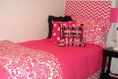 College Girl # Dorm Room Bedding | Dorm Bedding