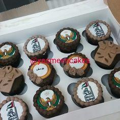 National service cupcake