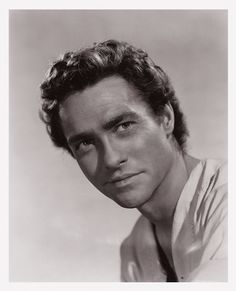 Richard Todd in The Story of Robin Hood and His Merrie Men, 1952 Hollywood Actor, Golden Age Of Hollywood, Classic Hollywood, Hollywood Glamour, British Actresses, British Actors, Actors & Actresses, Walt Disney Story, Disney Movies