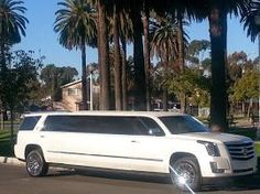 Awesome Cadillac 2017: 877 2015 White 100-inch Cadillac Escalade Limousine Check more at http://cars24.top/2017/cadillac-2017-877-2015-white-100-inch-cadillac-escalade-limousine-15/