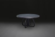Barcelona Round Dining Table by Verellen