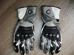 Grey Gloves Dainese