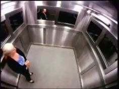 THIS IS THE MOST EPIC PRANK EVER! It's both the scariest and funniest thing I've ever seen.... never getting into an elevator AGAIN