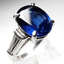 dream (sapphire) ring. One day.
