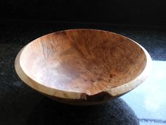 Natural Burr Sycamore Bowl by Jonathan Leech. Buy at OEN Shop - http://shop.the189.com/collections/jonathan-leech/products/natural-burr-sycamore-bowl