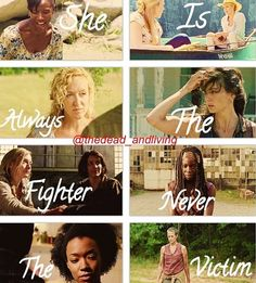 Women of The Walking Dead