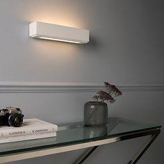 Buy John Lewis & Partners Bok Wall Light from our Wall Lighting range at John Lewis & Partners. Bedroom Lighting, Home Lighting, Glass Diffuser, Lighting Online, John Lewis, Sconces, Wall Lights, Bulb, Appliques
