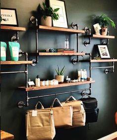 Retail display, shelving unit, wall shelving unit, opening s Wall Shelving Units, Wall Shelf Unit, Office Shelving, Office Shelf, Retail Shelving, Metal Shelves, Open Shelving, Floating Shelves, Industrial Shelves