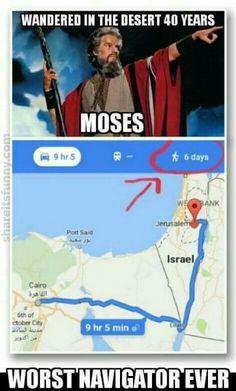 Worst Navigator Ever - https://shareitsfunny.com/worst-navigator-ever/ - Funny Pictures on  Share Its Funny  #worstnavigatorever