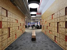 iiNet contact centre for Merchants by dhk, Cape Town – South Africa » Retail Design Blog