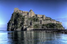 Aragonese castle - Castello Aragonese Ischia Italia #TuscanyAgriturismoGiratola