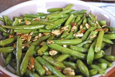 Green beans amandine 3pp ww