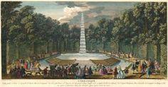 L'Obelisque. Maisons Royales de France. Jacques Rigaud.