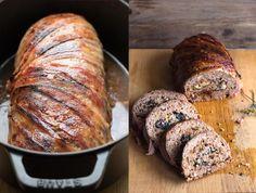 S-Küche überrascht uns mit dieser italienisch gefüllten Bacon-Bomb. #Rezept: http://www.kuechenplausch.de/rezept/info/201613-italienisch-gefuellte-bacon-bomb-
