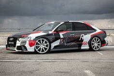 Audi S8 MTM Talladega R with 802 hp