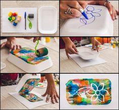 Técnicas de pintura para crianças – Ideias para Fazer Pintura-3