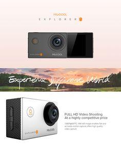 Only $30 Action Camera? MGCOOL Explorer ES 3K  @ Gearbest.com