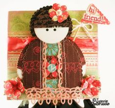 For Cheery Lynn Designs and Wow Embossing Powders featuring Suzy West Stamps.