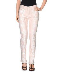 CHRISTOPHER KANE x J BRAND Women's Denim pants Light pink 24 jeans