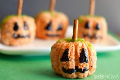 Making mini pumpkins may be the best thing you do with Rice Krispies all year