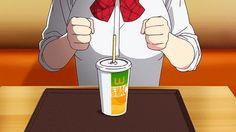 Koi, Anime Comics, Anime Love, Awesome Stuff, Anime Girls, Gifs, Icons, Manga, Random