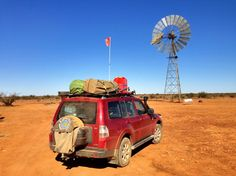 Outback journey