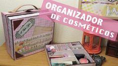 ¡Ha llegado la hora de poner orden en tu maquillaje! Y, para ello, vamos a reciclar cartón.