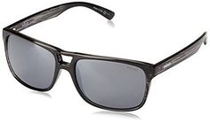 daad135660 Revo Holsby RE 1019 01 GY Polarized Square Sunglasses